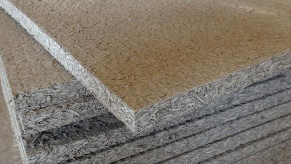 Hanf Leichtbauplatten